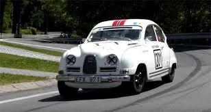 1964 Saab Sport 3 cyl two stroke 850cc