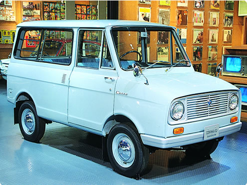 1964 Suzuki Carry