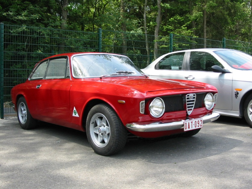 1965 Alfa Romeo Junior GT