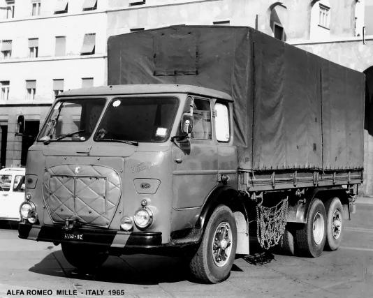 1965 ALFA ROMEO MILLE