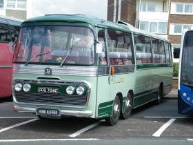 1965 Bedford VAL Single Decker Coach - King Alfred Coaches