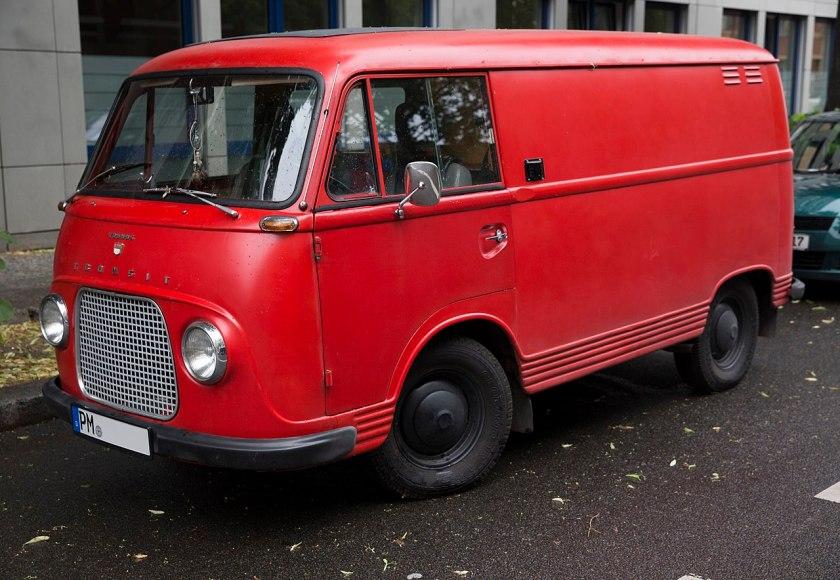1965 Ford Taunus Transit