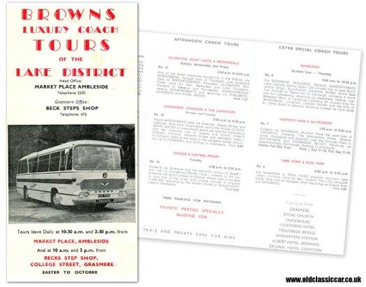 1966 Bedford VAM Duple Viscount coach