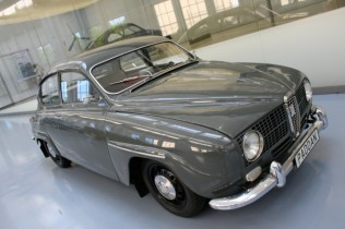 1966 Saab Paddan (The Toad). Model Year 1966
