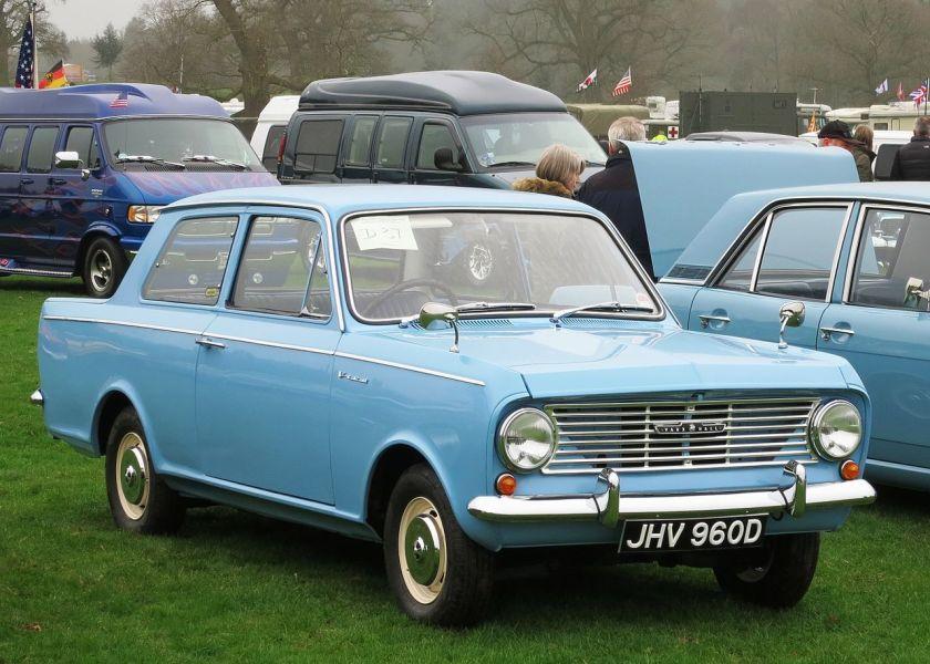 1966 Vauxhall Viva HA 1057cc