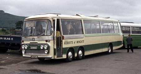 1967 Bedford VAL14 with Plaxton Panorama I C52F bodywork