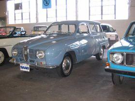 1967 Saab 95 Station Wagon
