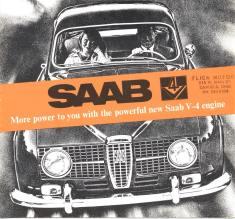 1967 Saab V4 a