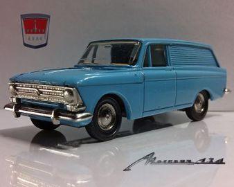 1967 Saratov Moskvich 434