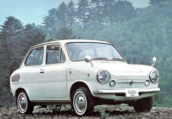 1967 Suzuki 360 Fronte
