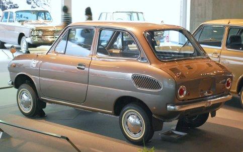 1967 Suzuki Fronte-360 sec.gen