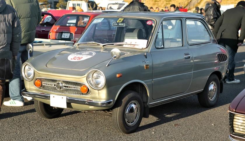 1967 Suzuki Fronte 360 Super Deluxe ( LC10 )