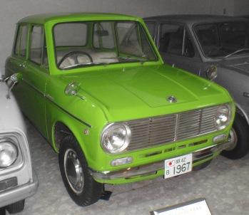 1967 Suzuki Suzulight Fronte