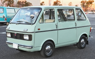 1969 Suzuki Carry Van 4th gen 401 (1969-1972)