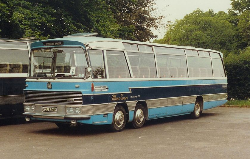 1970 Bedford VAL Duple Viceroy