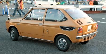 1970 Suzuki Fronte ( LC10W )