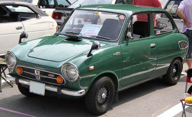 1970 Suzuki Fronte SSS