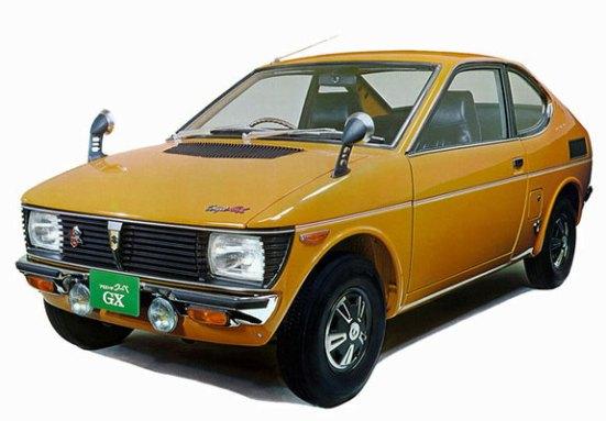1971 Suzuki Fronte Coupe (LC10W) 1971–76