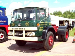 1972 Bedford KM Tractor Registered EHA 360 K