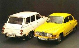 1972 Saab 96 1972
