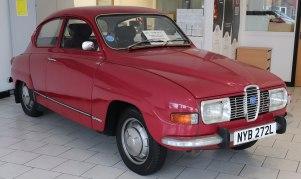 1972 Saab 96 V4 1.5 1960-1980