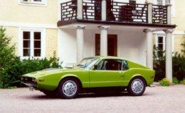 1972 Saab Sonett Series III