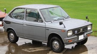 1972 Suzuki Fronte GL-W