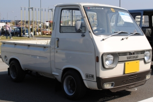 1973 Suzuki Carry 5th gen