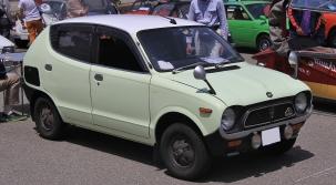 1973 Suzuki Fronte 4d