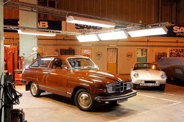 1974-76 Saab 98