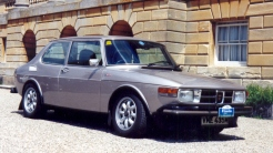 1974 Saab 99 EMS (UK Spec)