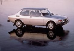 1974 Saab 99 EMS