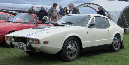 1974 Saab Sonett III 1698cc (1970–1974)