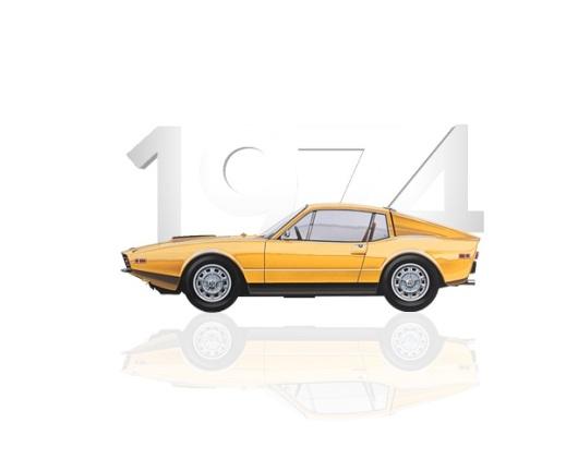 1974 Saab sonnet
