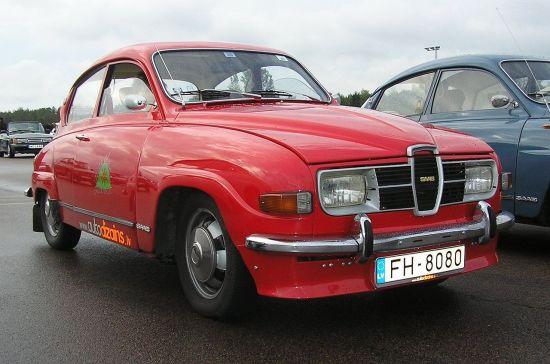 1975 Saab96