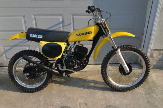 1975 suzuki rm125-1