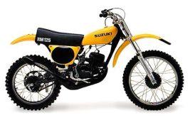 1975 Suzuki RM125
