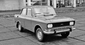 1976-1988 Москвич 2140-2