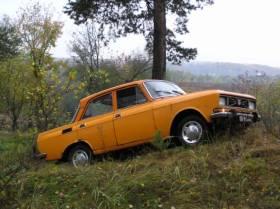 1976-1988 Москвич 2140