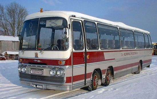 1976 Bedford VAL