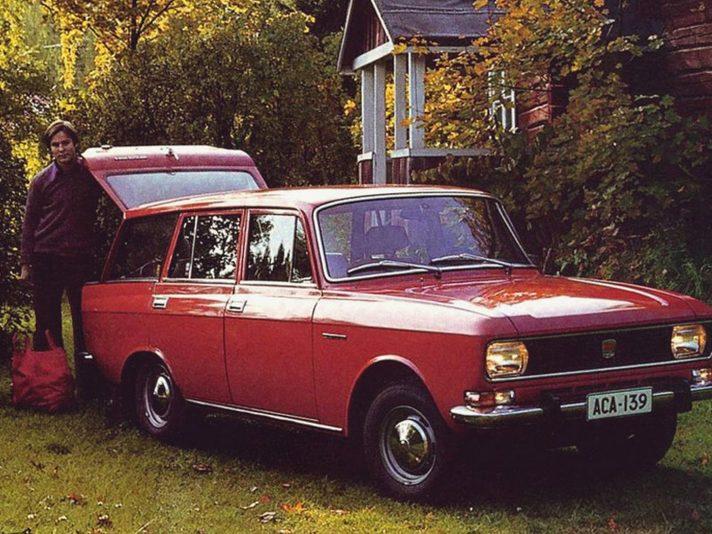 1976 Moskvitch 2136