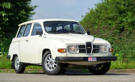 1977 Saab 95 V4 Estate Car