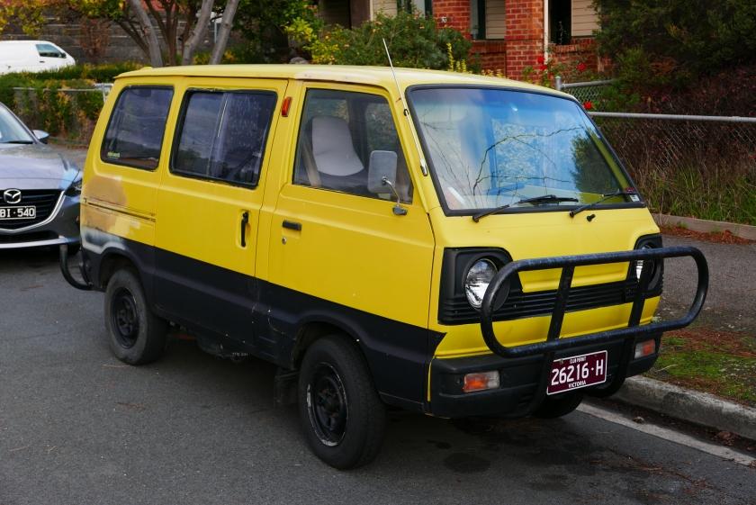 1979-1985 Suzuki Carry (ST90V)