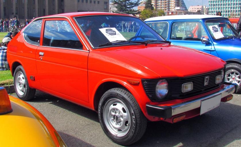 1979 Cervo CX-G