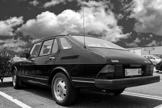1979 Saab 900 Gls 5speed 5-door hatchback (pre-facelift)