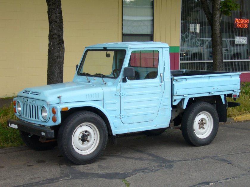 1979 Suzuki Jimny Pickup (LJ80-SJ20)