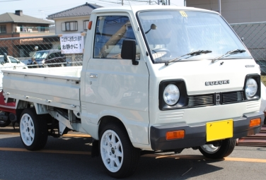 1979–1985 Suzuki Carry truck (ST40) 8th gen