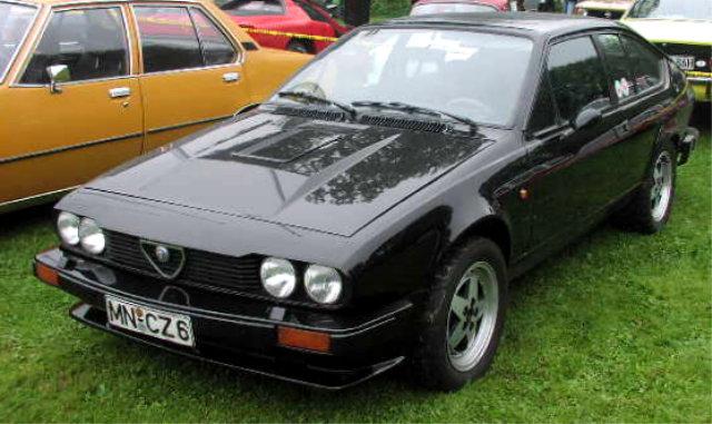 1980 MHV Alfa-Romeo GTV