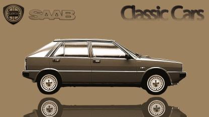 1980 SAAB-Lancia 600