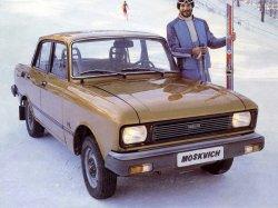 1981-1988 Москвич 2140SL 122